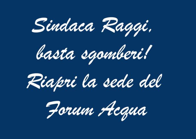 forum acqua