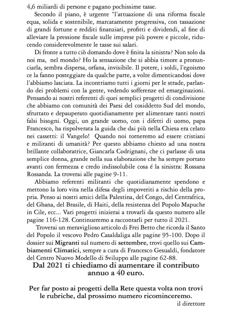 Editoriale pagina 3